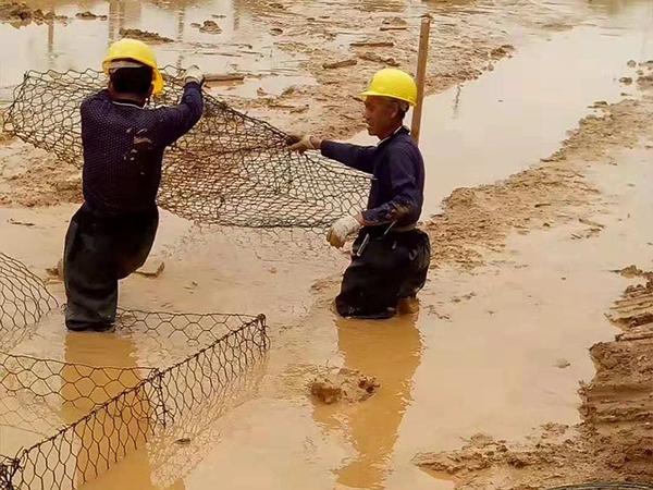 黄河防洪工程